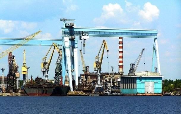 Работу возобновляет Николаевский судостроительный завод. Заказы от МО Украины?