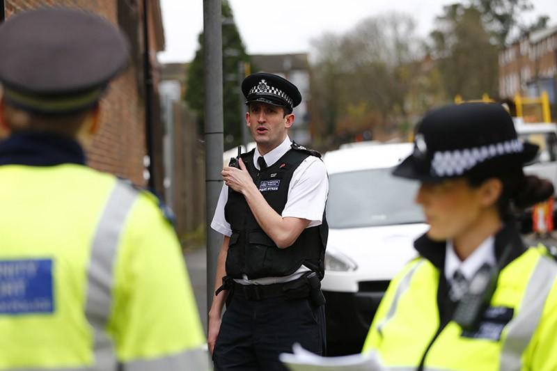 Британец умер, чтобы его не арестовала полиция