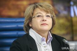 Пресс-конференция в ТАСС с участием Елены Мизулиной. Москва