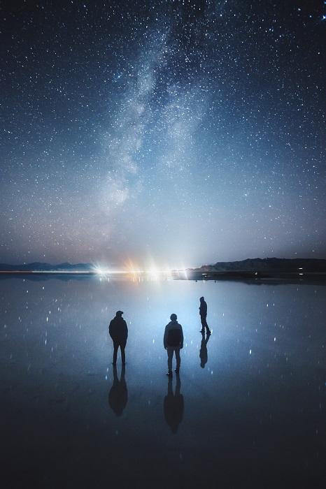 Удивительная фотография из путешествия известного фотографа Карла Шакура.