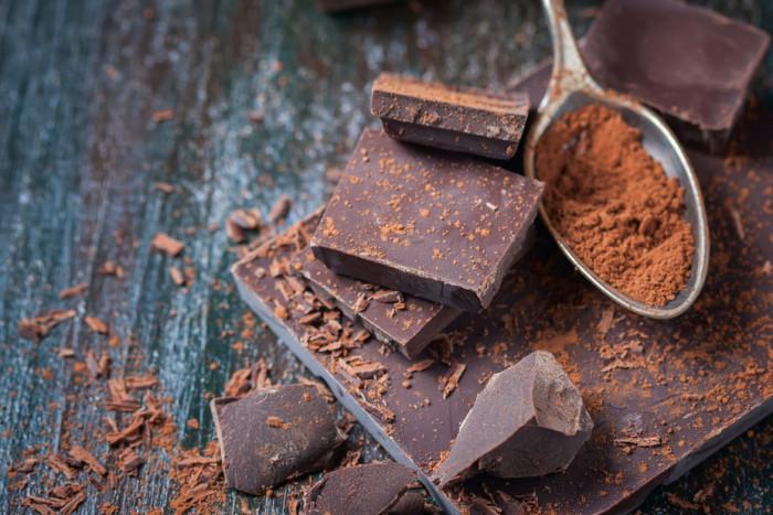 Что будет с твоим телом, если каждый день есть черный шоколад