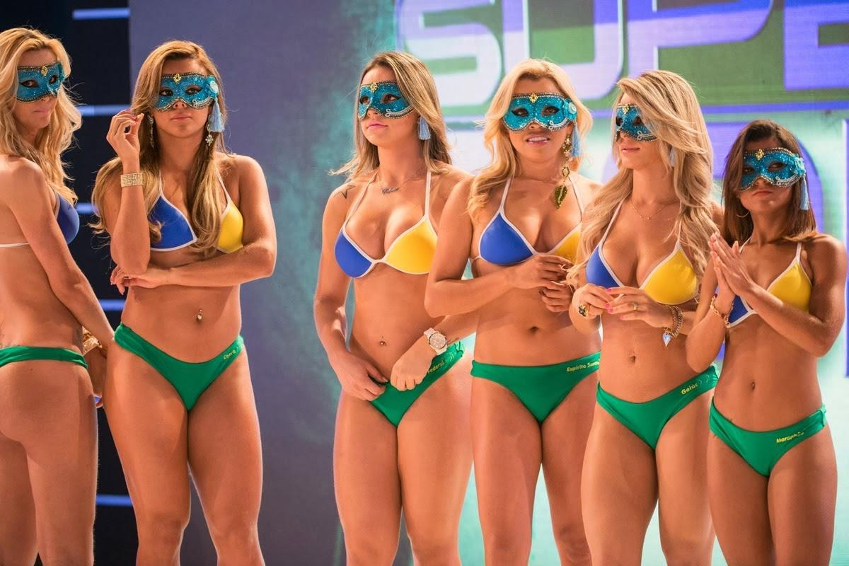 Сочные бразильские женщины 19 фотография