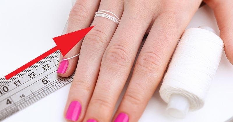 Раскрываем секрет: как легко узнать размер кольца без примерки