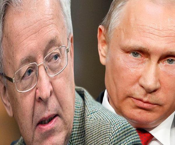 Экономист Катасонов: вера народа в Путина закончилась. Почему президент не ввел прогрессивную шкалу?
