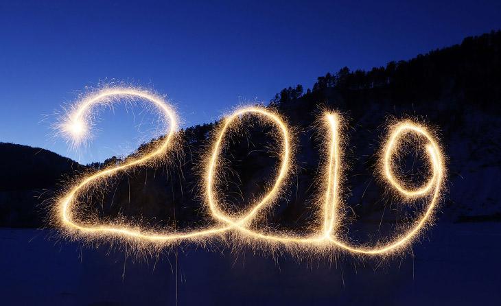 Как встретили Новый год в разных странах