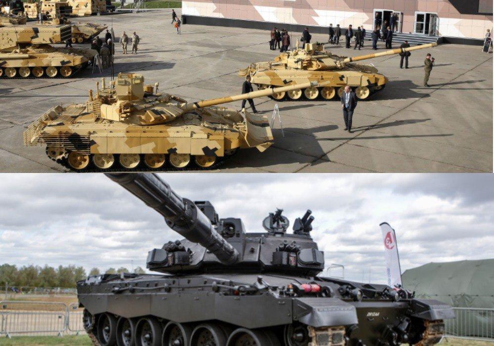 «Черная ночь» не переживет встречу с «Арматой»: военный эксперт оценил британский танк