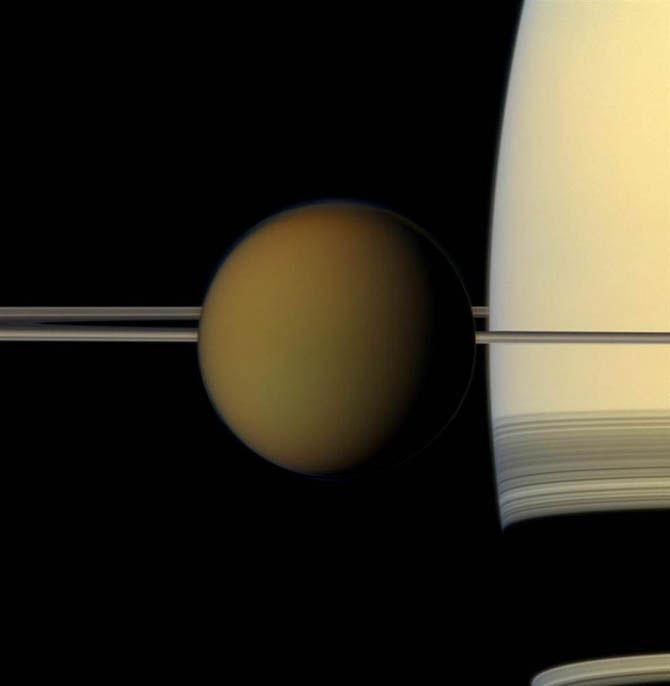 Лучшие космические фотографии за январь 2012
