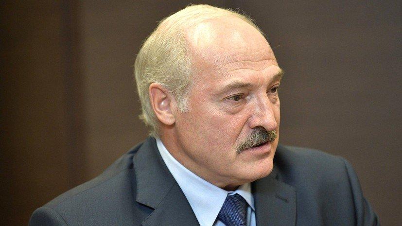 Лукашенко рассказал, чего Белоруссия хочет от России