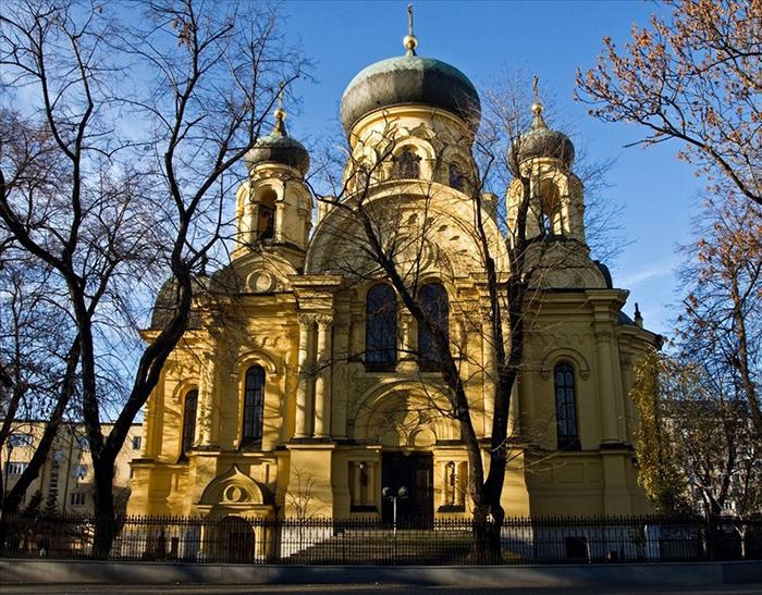 Собор Святой Равноапостольной Марии Магдалины в Варшаве
