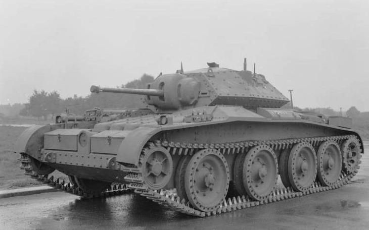 Covenanter: самый массовый танк Второй мировой, никогда не участвовавший в сражениях