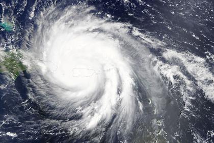 В Тихом океане зародился разрушительный «Гектор»