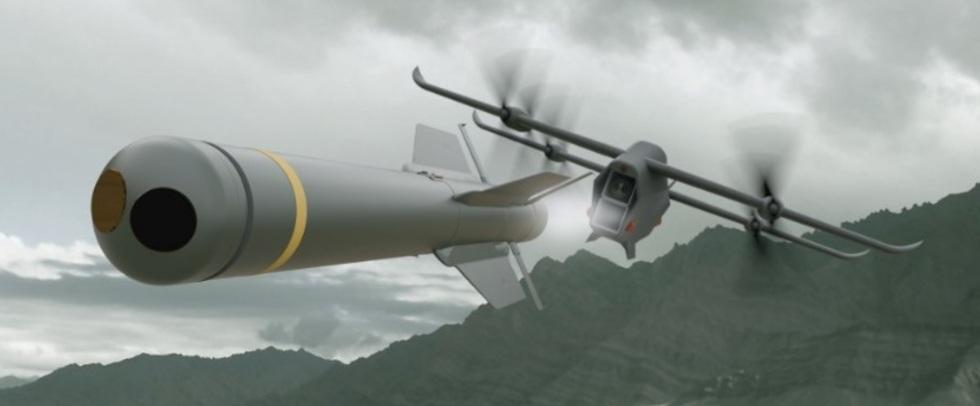 Spectre: дрон-ракетоносец дл…