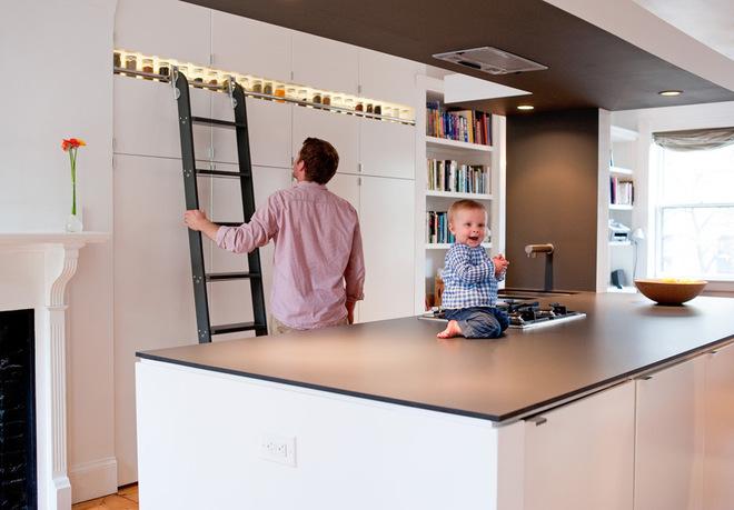 Модернизм Кухня by Bunker Workshop