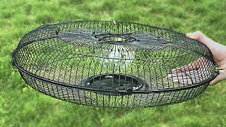 Как сделать ловушку из вентилятора