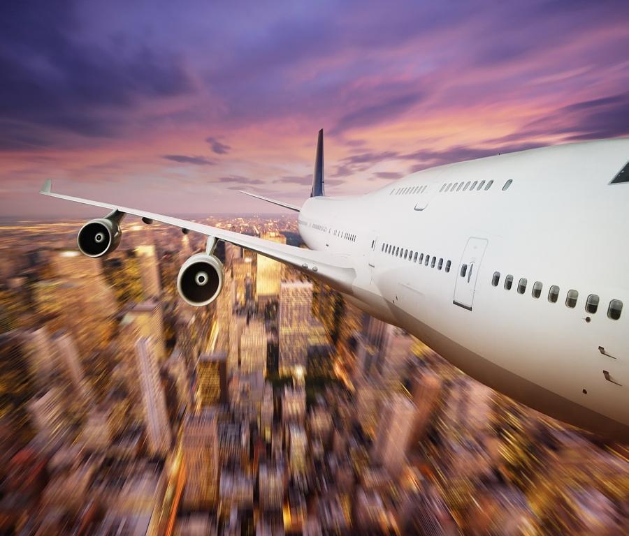 Составлен рейтинг бюджетных авиакомпаний.