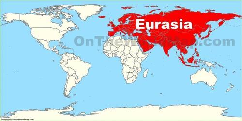 Восхождение Евразии: геополи…