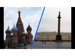 8 мая 1713 года столица России была перенесена из Москвы в Санкт-Петербург