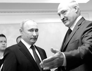 В переговорах России и Белор…