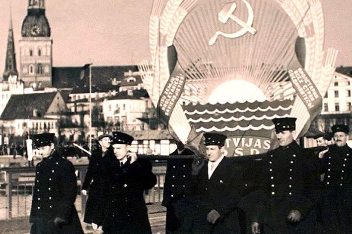 Как жилось в советской Прибалтике