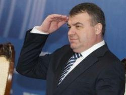 Сердюков: создание базы нато выгодно России