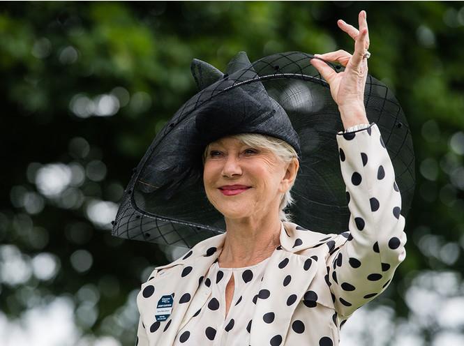 Королева Хелен Миррен: 5 секретов стиля голливудской кинодивы
