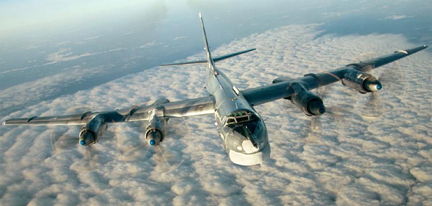 Ту-95: взлет ядерного «Медведя»
