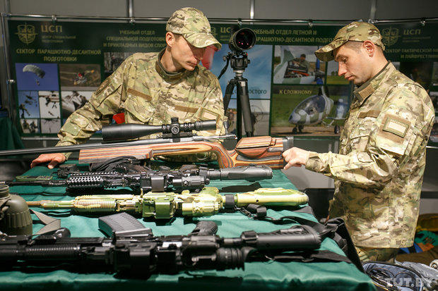 """Оружие для элиты: что выбирает спецназ ФСБ и белорусская """"Альфа"""""""