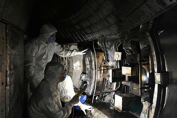 Китайские физики разогрели плазму до 100 миллионов градусов