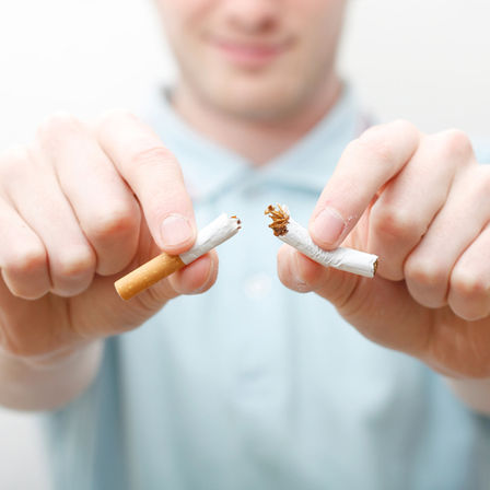 Быстро бросить курить народными средствами