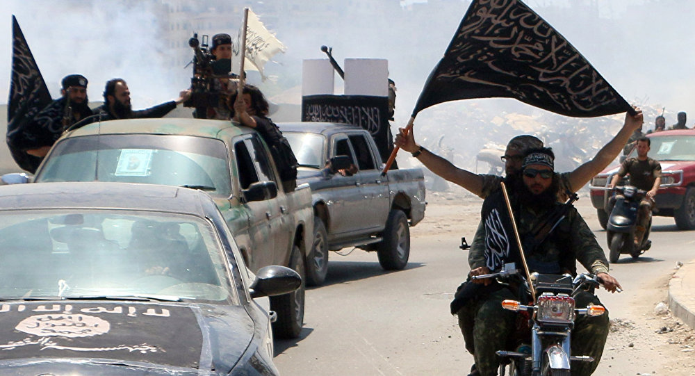 Сирия требует компенсаций от США за разрушения, вызванные войной