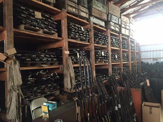"""Оружейный """"супермаркет"""" в Пенсильвании"""