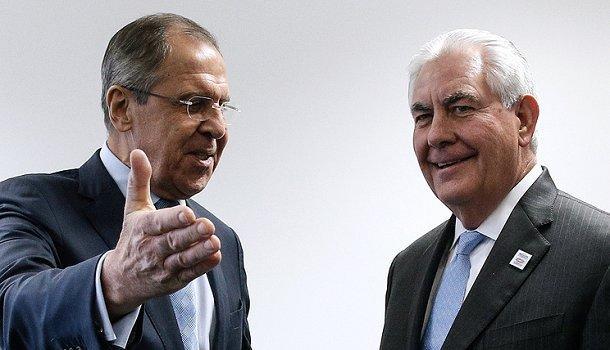 Лавров подтвердилТиллерсону готовность России к нормализации отношений с Америкой
