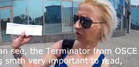 Болгарская журналистка пришла в шок от эффективности «работы» Миссии ОБСЕ на Донбассе