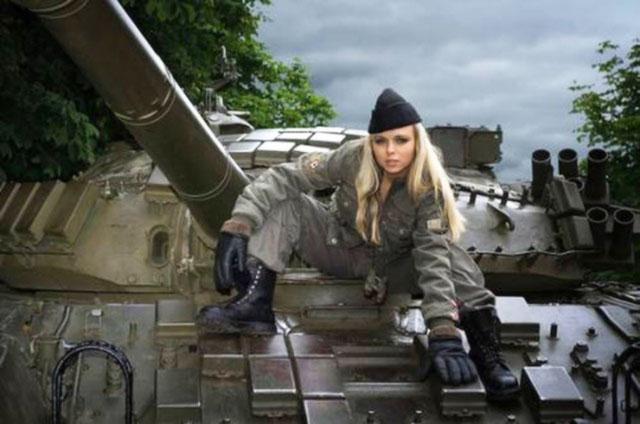 Танковые приколы (50 фото)