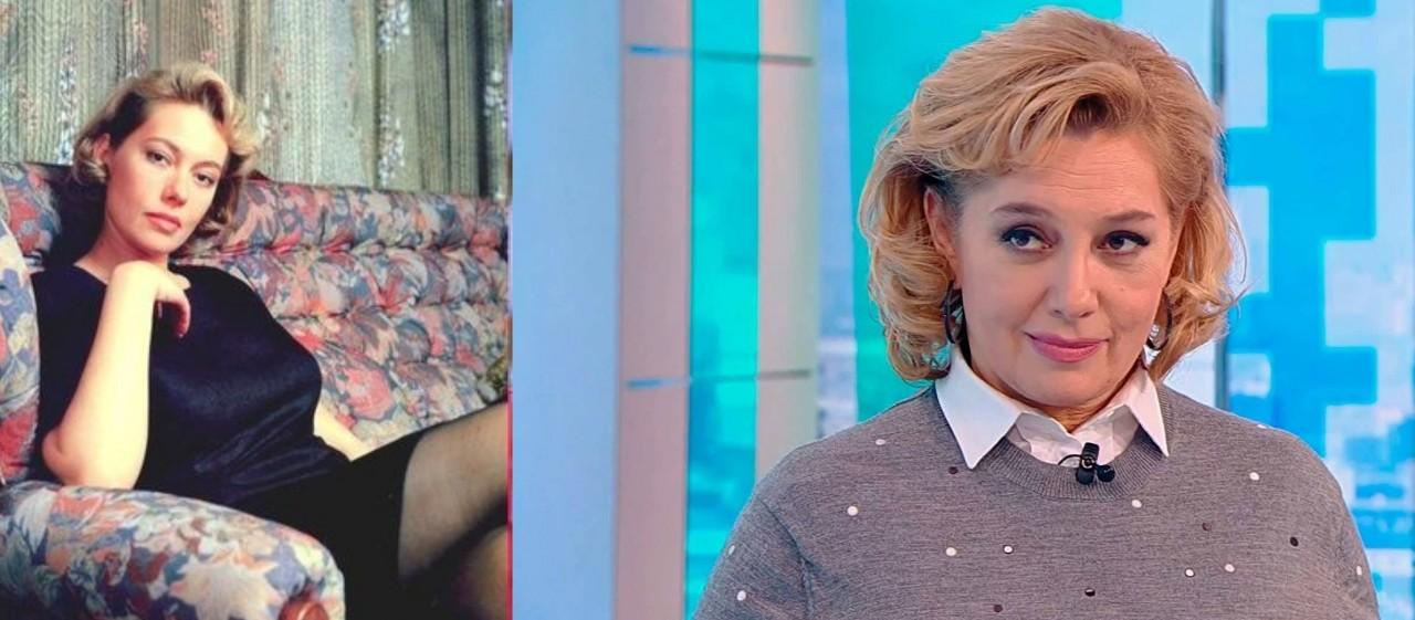 Арина Шарапова (55 лет) люди, телеведущие, телевизор, тогда и сейчас