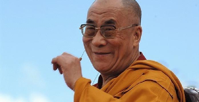 Небольшой увлекательный тест от Далай-Ламы