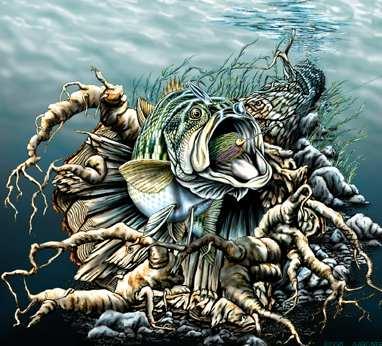 Ищем рыб - 7 головоломок