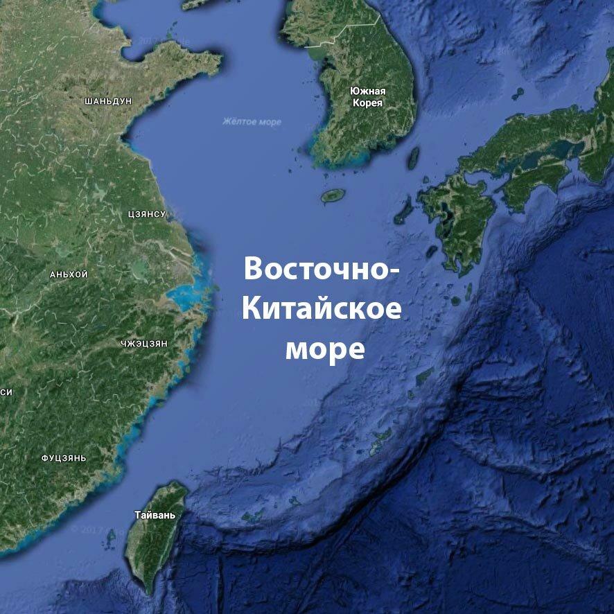 10 крупнейших морей в мире