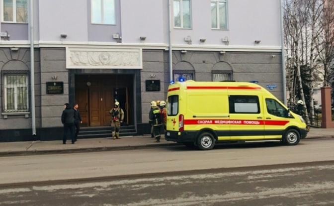 Теракт в Архангельске: Российские подростки почуяли запах крови