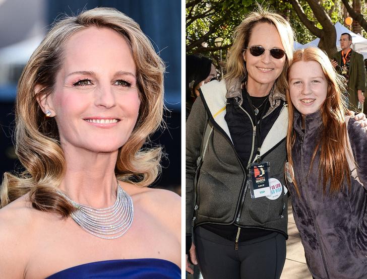 12 знаменитостей, которые родили первого ребенка после 40 лет