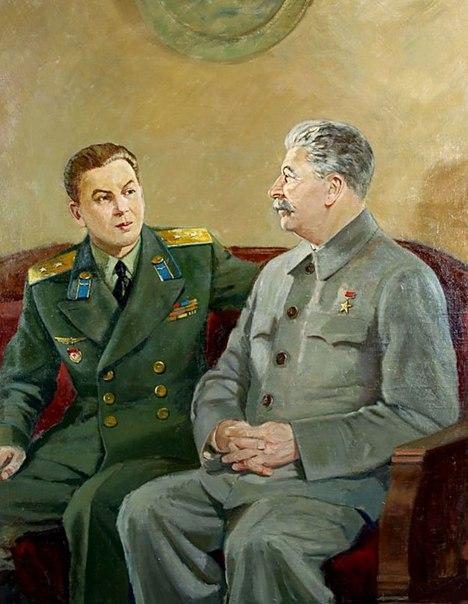 Генерал, сын генералиссимуса. 95 лет назад родился Василий Сталин