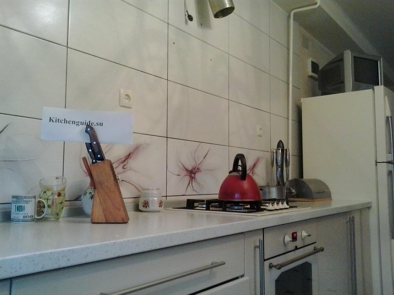 Как мы сделали кухню