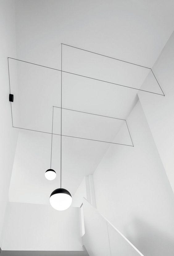 Подвесные лампы (подборка)