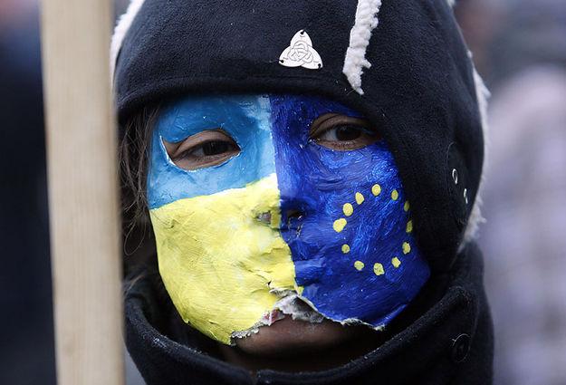 Украинцам повозили Майданом …