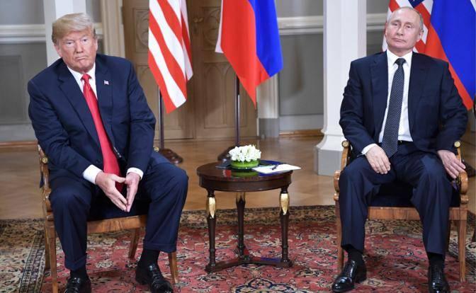 Трамп-Путин: «Они могли договориться, но мы об этой гадости не узнаем»