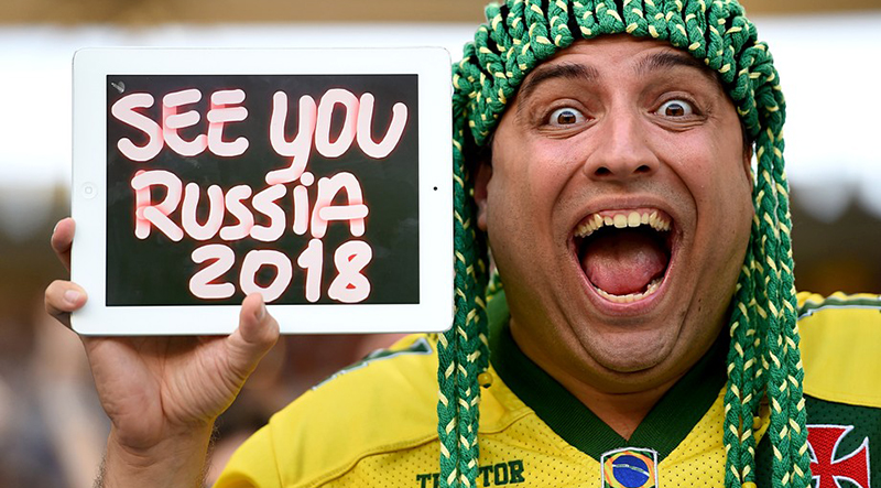 «Никогда не облизывайте нож в России!» Памятка для бразильских болельщиков к ЧМ-2018