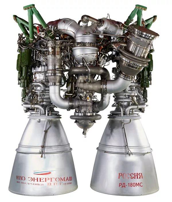 США закупят рекордную партию двигателей РД–180.