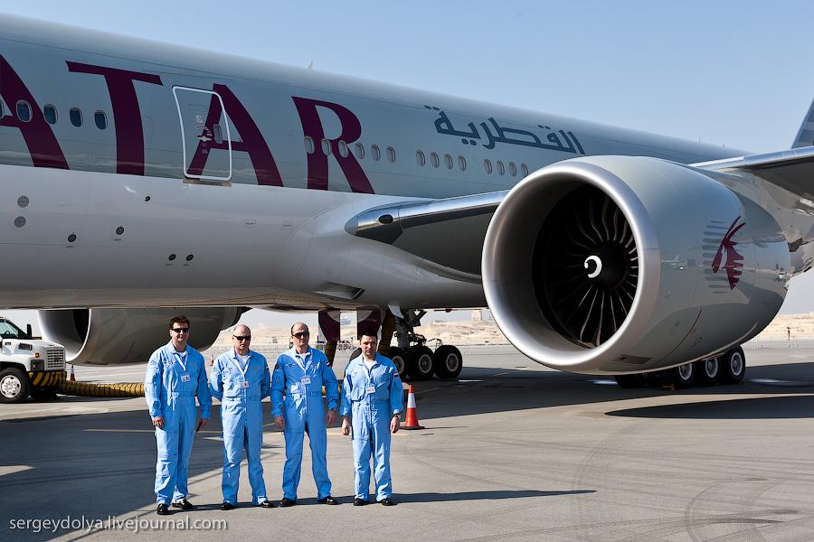5132 Бахрейнский авиасалон: Интерьеры самолетов