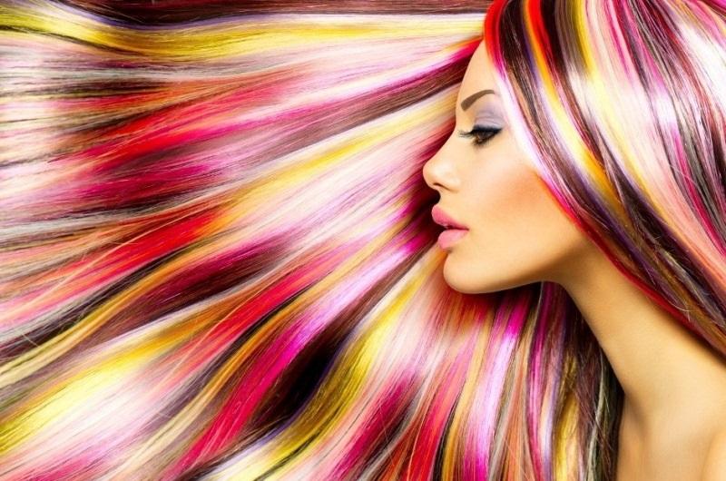 оттенки волос