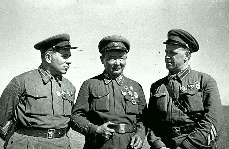 Малоизвестные реальности Великой Отечественной войны - союзная Монголия